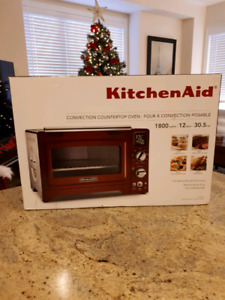 Kitchen Aid Toaster Oven/ Countertop Oven