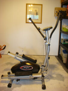 2 Exercise bikes in excellent condition