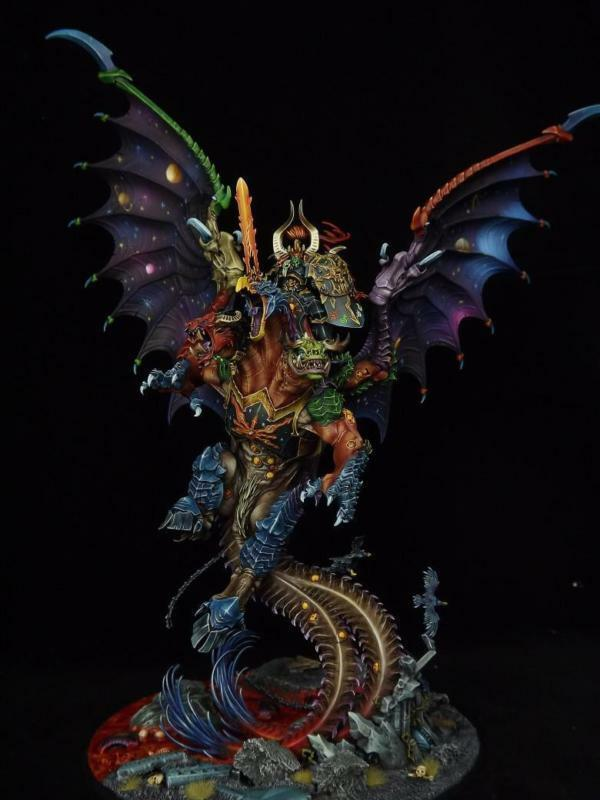 Warhammer Age of Sigmar KPW Painted Archaon Everchosen(Gallery!Pre-order)