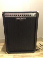 Behringer KX1200 Keyboard/PA amp