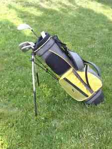 Junior left handed clubs - ages 6-9 years