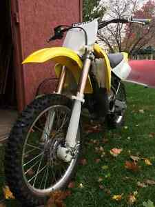 RM-85 Suzuki 2-stroke DIRT BIKE fast pit bike Kitchener / Waterloo Kitchener Area image 5