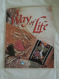 A Way of Life - First Edition - NEW
