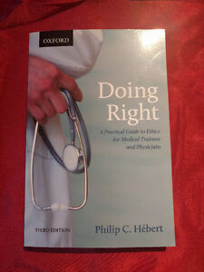 DOING RIGHT BY HEBERT - FOR MEDICAL STUDENTS AND RESIDENTS