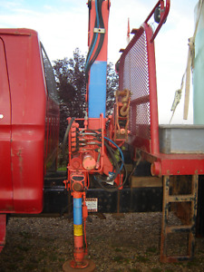 Excellent Fassi Picker. obo
