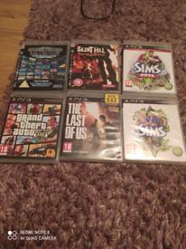 PS3 good games.