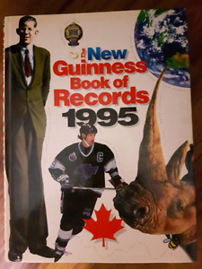 Guinness Book of Records 1995 Edition