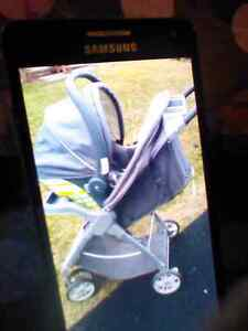 Safety 1st Stroller and infant carseat