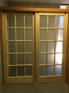 Sliding doors for sale