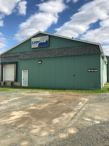 Commercial Warehouse Space for lease in Bathurst Industrial Park