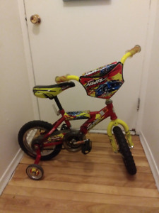 Bicyclette pour Enfants Hot Wheels