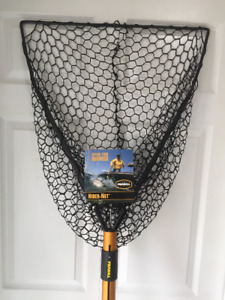 FRABILL HyberNet Expandable Fishing Net! Like New!