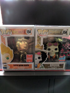 S > VARIETY OF FUNKO POPS Anime/Games/Exclusives!