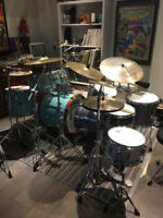 Pro Drum Teacher Openings for new students, my place or yours