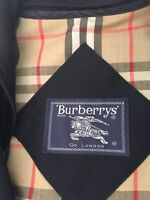Selling my authentic Burberry trench coat double breasted