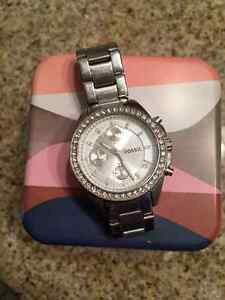 Ladies Fossil Watch FOR SALE!