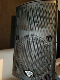 Used, Cerwin Vega P1000X Active Powered Speakers (Yamaha DXR10 / QSC K10) for sale  Cupar, Fife
