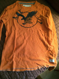 Men's Long Sleeve T-Shirts, American Eagle, Tommy Hilfiger & Mor