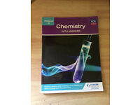 National 5 chemistry textbook