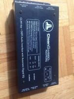 JL Audio Cleansweep CL441dsp