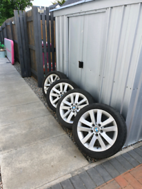 Alloy wheels BMW