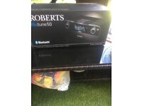 ROBERTS DAB BLUETOOTH RADIO