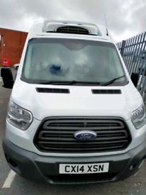 Ford Transit Van 2014