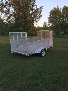 NOW THAT'S A UTILITY TRAILER