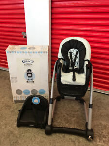 Graco Highchair in perfect condition - ONLY $120!!