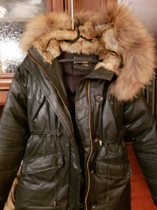 Sicily women's winter coat