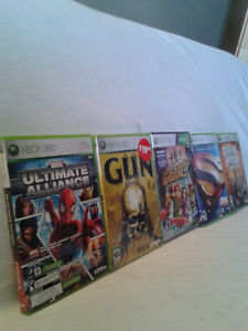 Mint Xbox 360 Games For Sale.  Asking $5 EACH KINECT ADVENTURES! Oakville / Halton Region Toronto (GTA) image 10