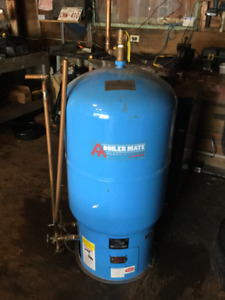 Indirect Hot Water Tank