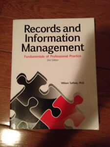 Records and Information Management, 2nd Edition