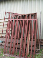 "1"" Steel Tubing Sections"