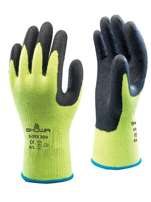 SHOWA S-TEX 300 CUT RESISTANT GLOVES - SIZE 10 XL - 1 PAIR FREE SHIPPING