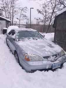 Acura cl must go