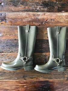 MICHAEL KORS Womens Stylish Rain Boots - BRAND NEW! Keilor Park Brimbank Area Preview