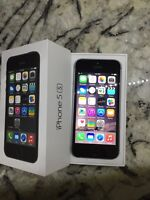 IPhone 5s noir fido 32gb