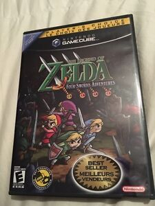 Zelda four swords adventures