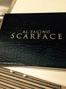 Scarface movie  in a package & special case