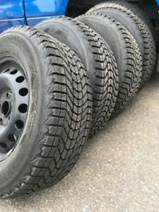 GREAT CONDITION - SNOW TIRES