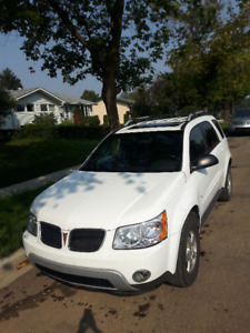 2006 Pontiac Torrent SUV - Low kms, heated seats