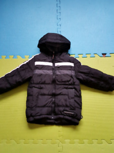 Boy size 4 to 4t fall or winter jacket