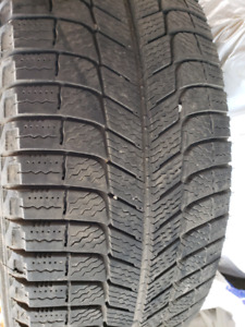 Michelin X-ICE 225 55R 18 winter tires