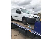 Vauxhall combo 1.3 cdti ( breaking full vehicle for parts )