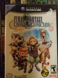 Final Fantasy Crystal Chronicles for GameCube