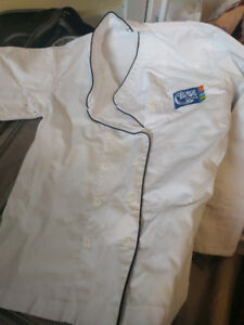 George brown college chefs house uniform