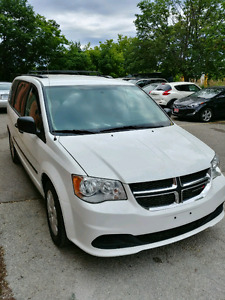 2016 Dodge Grand Caravan // 13000km // ONLY $17500