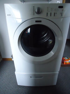 Kenmore Front Load Dryer Energy Star with Pedestal