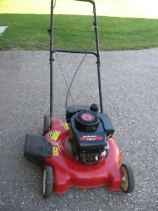 Yard Machines Lawnmower For Sale